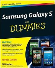 Samsung Galaxy S For Dummies-ExLibrary