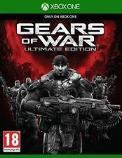 Gears of War Ultimate Edition Xbox One Brand New and Sealed - 1st Class Delivery