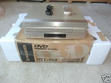 Pioneer DVL-909 LaserDisc LD / DVD-Player in OVP, FB&BDA, Codefree, 2J.Garantie