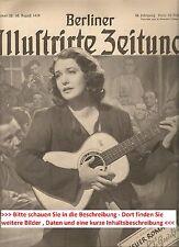 1939 Geburtstagszeitung Zeitschrift vom / zum 77. Geburtstag Geschenk Jubiläum