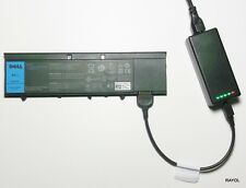External Laptop Battery Charger for Dell Latitude XT3 Tablet, RV8MP H6T9R 1NP0F
