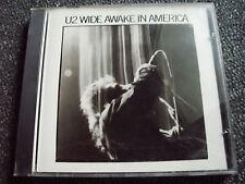 U2-Wide awake in America CD