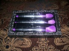 Authentic Beautifully Disney 2 in 1 Makeup 6 Brush Set Collection