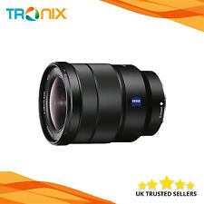 Sony Vario-Tessar T* FE 16-35mm f/4 ZA OSS Lens + 3 Years Worldwide Warranty