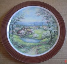 Vohenstrauss Collectors Plate SPRING From FOUR SEASONS