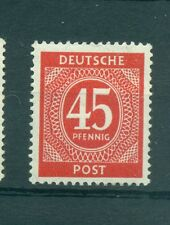 GERMANY ALLIED OCCUP. American British & Soviet  Z. 1946 Mi. 931 45Pf