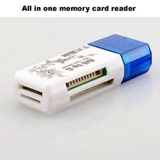 USB 2.0 All In 1 Memoria Lettore Di Schede TF / MS / M2 / SD / Lettore Di Schede
