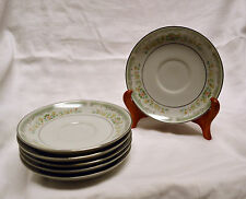ONE Roseville 4135 Saucer Japan Translucent Fine China Japanese Asian EUC
