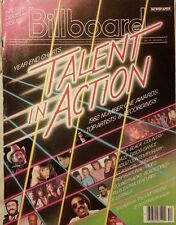 BILLBOARD MAGAZINE DEC 25,1982/YEAR IN CHARTS/TALENT IN ACTION/NUMBER ONE AWARDS