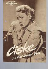 IFB Nr. 2984 Ciske Ein Kind braucht Liebe ( B. Drews )