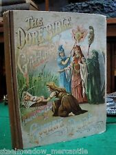 THE DORE BIBLE GALLERY 1892 Gustave Dore 100 Illustrations Hurst & Company RARE!