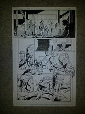 SUICIDE SQUAD 6 pg 12 HISTORIC HARLEY QUINN ORIGIN ISSUE - GREATEST HARLEY STORY