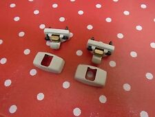 VW GOLF MK4 GTI TDI ETC VW BORA 98-03 PAIR OF SUN VISOR CLIP HOLDERS