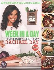 Week in a Day by Rachael Ray- Paperback - NEW