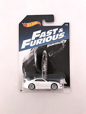 Hot Wheels Fast And Furious 8 Collection Car 7/8 94 Toyota supra NEW!!!