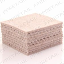 60 x STICK-ON FELT PAD STRIPS Laminate/Vinyl/Wooden Floor Protector Stickers