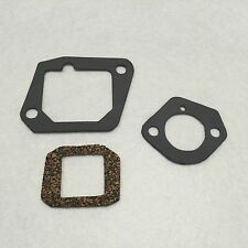Poulan Reed, Carb + Adapter Gaskets 245A 306A Automotive Grade 19023 19008 19022