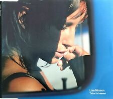 Lisa Nilsson ‎Maxi CD Ticket To Heaven - Europe (M/EX+)