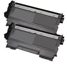 2 Pack Compatible Laser Cartucho de tóner para reemplazar hermano Tn2220