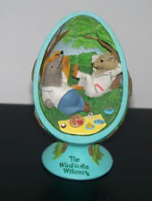 The Wind in the Willows Collectible Figurine The River Bank 2002 Limited Edition