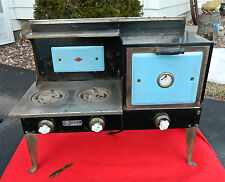 ANTIQUE EMPIRE METAL WARE CORP, TWO RIVERS, WIS. CHILDS B25 KITCHEN RANGE/STOVE