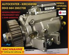 AUDI A4 A6 2.5 TDI VP44 DIESEL FUEL INJECTION PUMP BOSCH 0470506038 059130106K