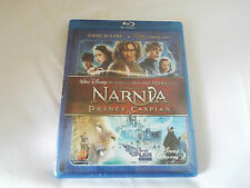 The Chronicles of Narnia: Prince Caspian (Blu-ray Disc, 2008, 3-Disc Set) New