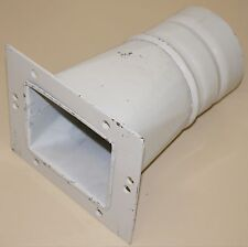 "VIET SANDER DUST SHOOT DUST COLLECTOR HOOD DUST FITTING 4-1/2"" WOODWORKING"