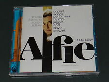 ALFIE - MUSIC FROM THE MOTION PICTURE *MICK JAGGER, DAVE STEWART *GOING CHEAP!