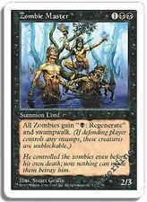 1 PLAYED Zombie Master - 5th Edition MtG Magic Black Rare 1x x1