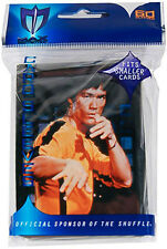 60 DECK PROTECTOR SLEEVES / PROTEGGI CARTE Mini per Yu-Gi-Oh! BRUCE LEE