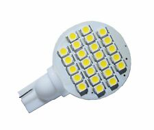 T10 LED Round 921 194 24 X3528 SMD LED Bulb Lights 41mm