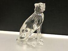 Swarovski Figur Gepard 9,5 cm. Top Zustand