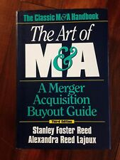 THE ART OF M&A THE CLASSIC MERGERS AND ACQUISITIONS BOOK MCGRAW HILL