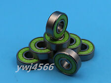 8 xSpeed Inline Skate Skateboard ILQ-9 fit for ABEC-9 608RS Steel Bearings Green