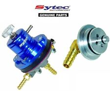 SYTEC MSV FUEL PRESSURE REGULATOR + BMW E36 325i 323ti Z3 FUEL RAIL ADAPTOR KIT
