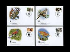 Macau Nr. 1747-50 WWF FDC Ersttagsbriefe (421517475080)