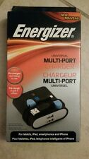 Energizer universal multi port charger