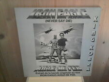"KING KOBRA iron eagle 12"" MAXI 45T PROMO"