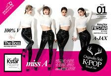 WINNYKSTAR WINNY KSTAR MISS A EXO THE BOSS K-POP MAGAZINE 2014 JAN JANUARY NEW