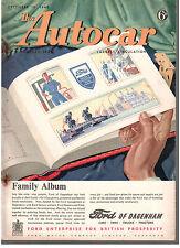 revue automobile: the Autocar: december 10 1948