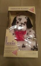 NEW! Dakin Baby Domino Dog Lovie Character Blanket #17251
