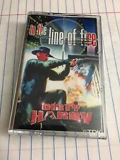 Dj Dirty Harry In the Line of Fire Classic Hip Hop 90s NYC Mixtape Cassette