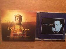 Philip Glass [ 2 CD Alben ] Songs from Liquid Days + Kundun