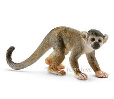 Schleich 14723 Squirrel Monkey Toy Model Animal Figurine - NIP