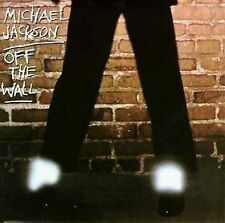 Off the Wall by Michael Jackson (CD, Sep-1983, Epic (USA)) : Michael Jackson (CD