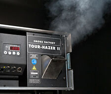 Smoke Factory Tour HAZER II Amptown incluyendo 5l SF fluid y control remoto XLR