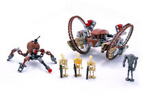 Lego City Town Star Wars Set 7670 Hailfire Droid & Spider Droid 2008 Complete