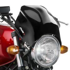 Windschutz-Scheibe Puig RP für Kawasaki ER-5 Twister Cockpit-Scheibe schwarz