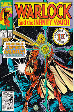 Warlock and the Infinity Watch #1 UNREAD BR2